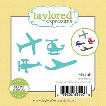 Dies Taylored Expressions : AVIONS - HELICOPTERES