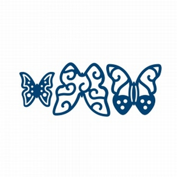 Dies Tattered Lace MINI BUTTERFLIES