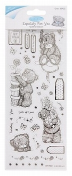 Stickers (autocollants) marque « Me to you » theme floral
