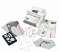 Machine SIZZIX Big shot PLUS white & grey + starter kit (A4)
